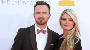 o-aaron-paul-lauren-parsekian-engaged-dating-emmy-facebook